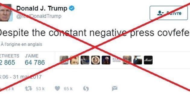 Trump a supprimé
