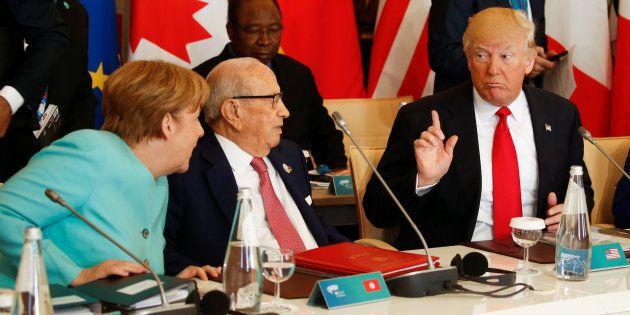 Accord de Paris : que risqueraient les Etats-Unis à quitter un tel traité international