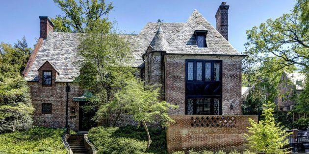 Voilà la maison que les Obama viennent de s'offrir pour 8 millions de dollars à