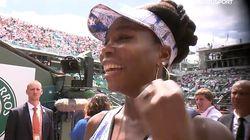 Venus Williams a-t-elle accidentellement révélé le sexe de l'enfant de