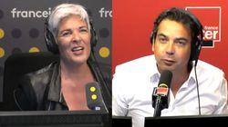 Patrick Cohen fait irruption dans la matinale de Fabienne Sintes pour les 30 ans de France