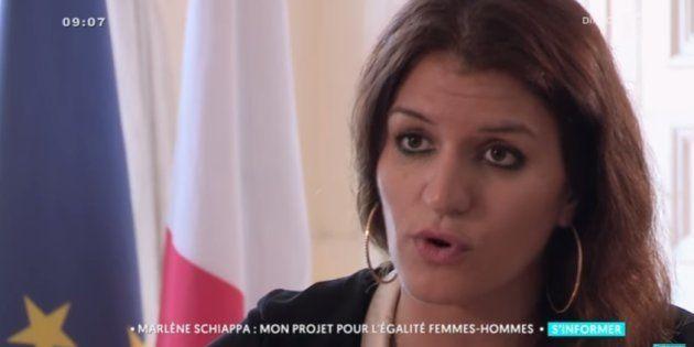 Marlène Schiappa annonce la mise en place du congé maternité unique avant l'été