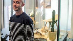 Le designer qui crée des chaussons à partir de champignons pour remplacer le