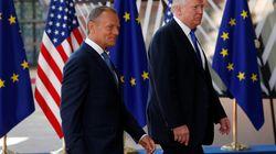 Le président du Conseil européen a une astuce pour convaincre Trump de ne pas sortir de l'accord