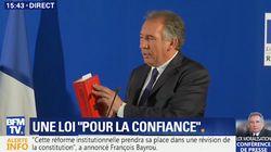 Bayrou a trouvé le moyen pour ne pas répondre aux questions sur l'affaire
