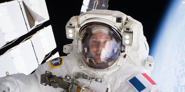 Après six mois dans l'ISS, Thomas Pesquet a-t-il réussi à être aussi populaire que les autres stars de...