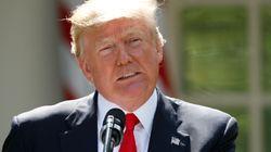 Donald Trump confirme le retrait des États-Unis de l'accord de