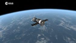 Voici comment va se passer le départ de Thomas Pesquet de l'ISS et son retour sur