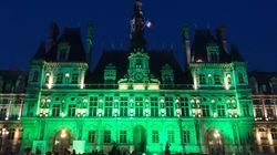 En réaction à Trump, l'Hôtel de ville de Paris passe au