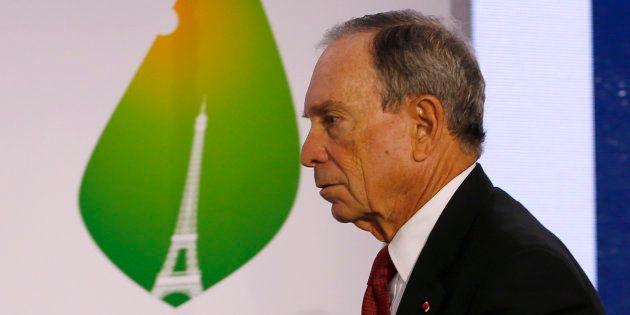 Michael Bloomberg, l'ancien maire de New York, explique que l'objectif, c'est