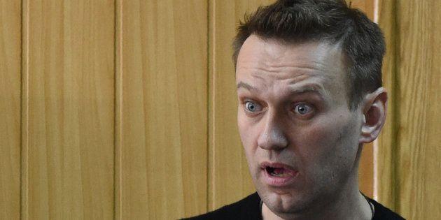 Pornhub est venu en aide à Alexeï Navalny pour diffuser son film enquête sur