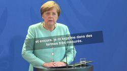 Merkel critique durement la décision de Trump (et a des mots encore moins diplomatiques en