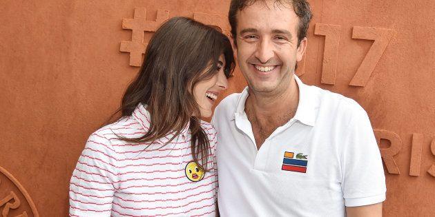 Cyrille Eldin et Sandrine Calvayrac le 2 juin à