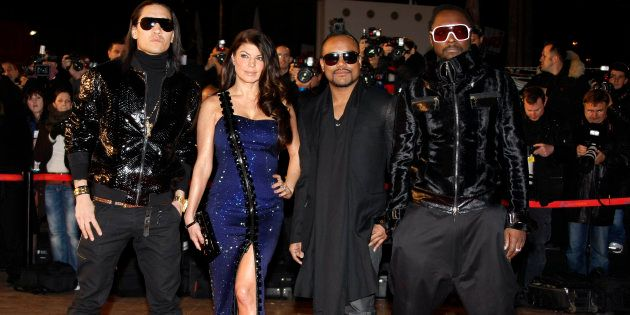 Les Black Eyed Peas en