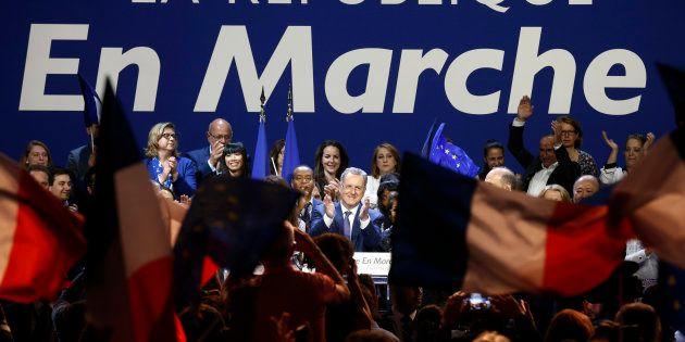 Législatives 2017: En marche maintient l'investiture d'Olivier Serva, le candidat qui avait qualifié...