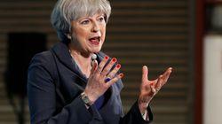 Theresa May dit avoir eu