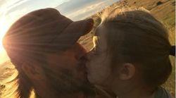 David Beckham embrasse sa fille sur la bouche et provoque la