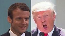 Macron était finalement (trop) optimiste en disant que Trump avait