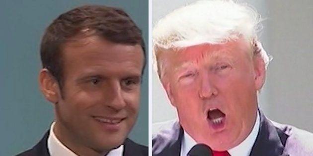 Emmanuel Macron était finalement (trop) optimisme en disant au G7 que Trump