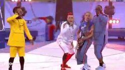 Privés de Fergie, le show des Black Eyed Peas loin de faire l'unanimité avant la