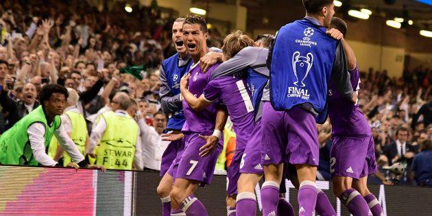 Finale de la Ligue des champions: le Real Madrid surclasse la Juventus et conserve son