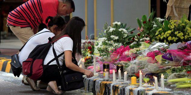 Attaque au casino de Manille: l'assaillant était accro au jeu, pas un