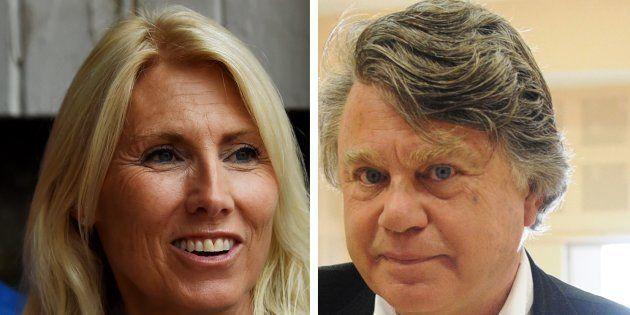 Dans la circonscription du Gard, Gilbert Collard en difficulté face à Marie Sara au 1er tour des législatives
