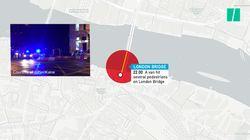 Attentats de Londres: le déroulé des attaques de London Bridge et Borough
