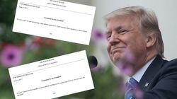 Ils transforment les tweets de Trump en communiqués officiels et c'est très