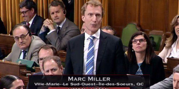 Un député canadien s'exprime dans la langue des