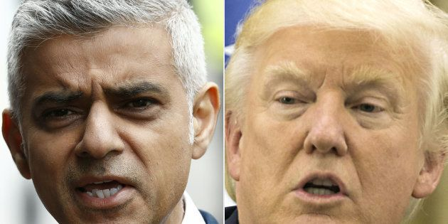 Attentat de Londres: Donald Trump raille encore le maire Sadiq Khan et