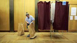 Les candidats pro-Macron en tête dans 10 circonscriptions sur 11 chez les Français de