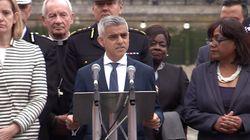 La réponse du maire de Londres aux attaques de Trump ne s'est pas fait