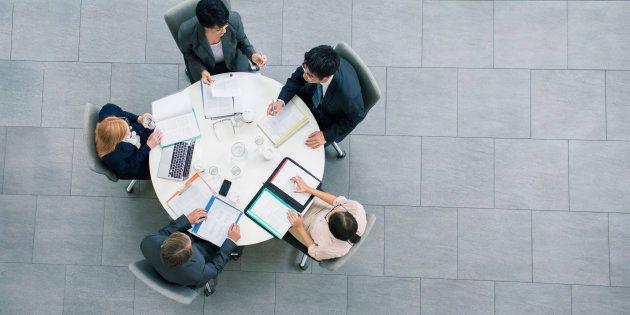 Seule la moitié de vos réunions de travail est réellement