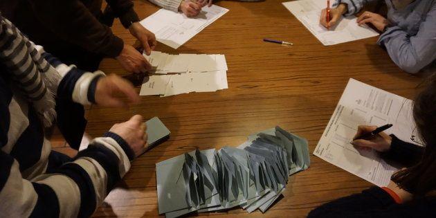 A cause d'une participation trop faible, les candidats qui ont fait plus de 50% doivent tout de même...