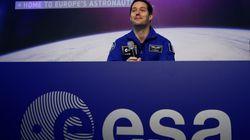 Thomas Pesquet explique le problème d'un voyage vers Mars avec un dessert à la