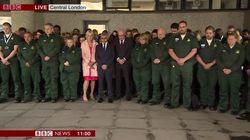 Attentat de Londres: à 11 heures, Big Ben a retenti dans un pays