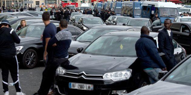 Uber : grève des chauffeurs VTC prévue ce