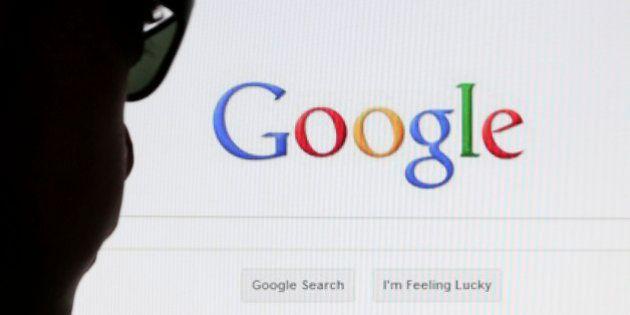 Droit à l'oubli numérique: Google a reçu 12.000 requêtes en une