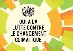 Sommet mondial sur le climat : agir