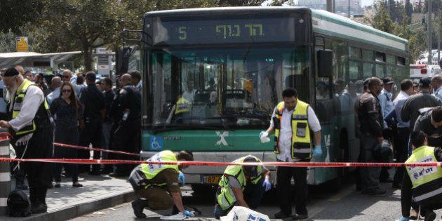 Jérusalem: des nouveaux attentats font plusieurs
