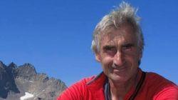 Hervé Gourdel, guide de haute montagne passionné de