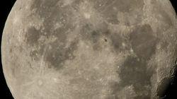 La station spatiale internationale photographiée près de la