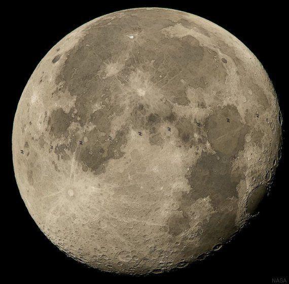 PHOTOS. La NASA dévoile des images incroyables de la station spatiale