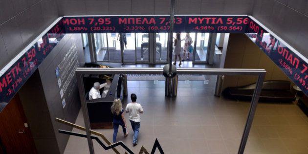 Grèce: la Bourse d'Athènes rouvre après cinq semaines de