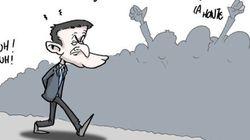 Valls sifflé à