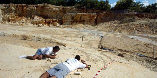 La plus grande réserve géologique de France a ouvert ses portes dans le Lot et présente des sites