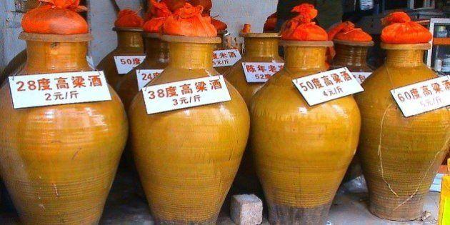 Du viagra dans de l'alcool chinois: 5300 bouteilles saisies par les autorités
