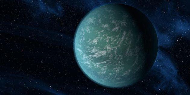 Deux grosses planètes