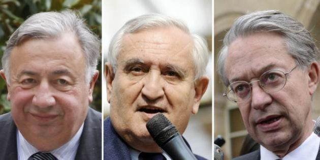 Sénatoriales 2014: la course à la présidence du Sénat est